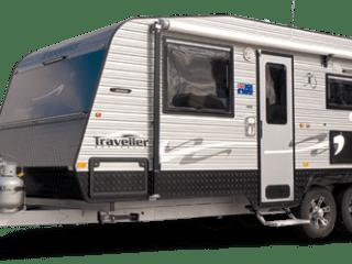 travaller caravan icon