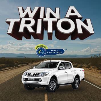 Win a Triton!